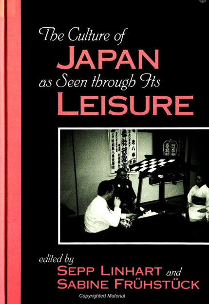 Japan as Seen Through Its Leisure book cover